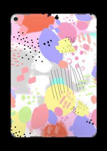 Abstrakte Farben Skin IPad Pro 10.5