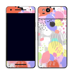 Abstract colours Skin Pixel 2