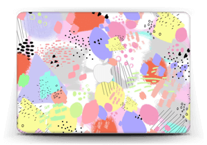 Abstract colours Skin MacBook Air 13""