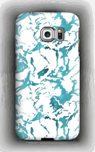 Itämeri kuoret Galaxy S6 Edge