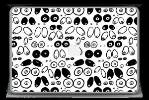 "Différences Skin MacBook Pro 15"" -2015"