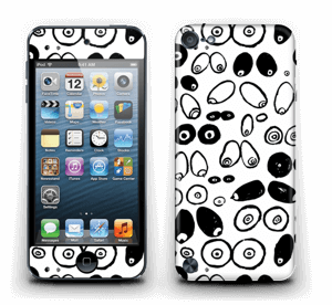 Variations Skin IPod Touch 5th Gen