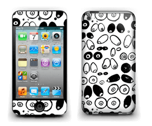 Variations Skin IPod Touch 4th Gen