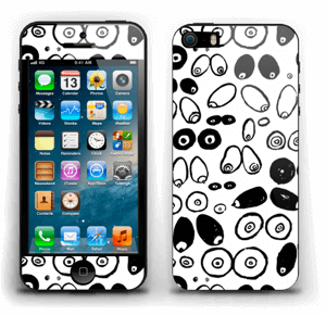 Différences Skin IPhone 5s