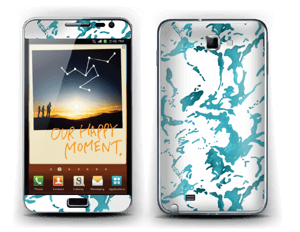 Baltic Sea Skin Galaxy Note