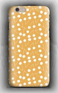 Körsbärs-gul skal IPhone 6