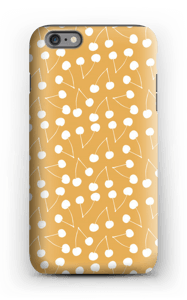 Körsbärs-gul skal IPhone 6 Plus tough