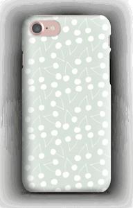 Vert cerises Coque  IPhone 7