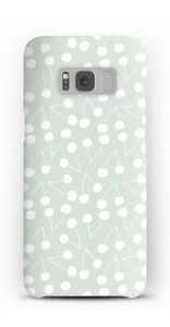 Cherry mint case Galaxy S8