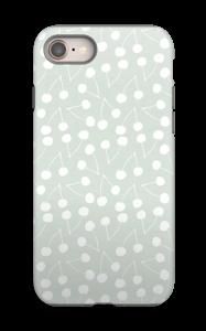 Vert cerises Coque  IPhone 8 tough