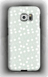 Cherry mint case Galaxy S6 Edge