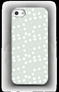Körsbärs-mint skal IPhone SE