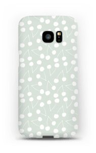 Cherry mint case Galaxy S7 Edge