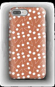 Rouille cerises Coque  IPhone 7 Plus tough