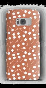 Rouille cerises Coque  Galaxy S8