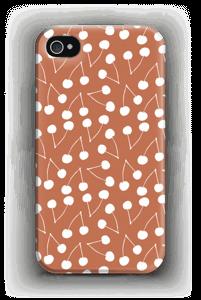 Rouille cerises Coque  IPhone 4/4s