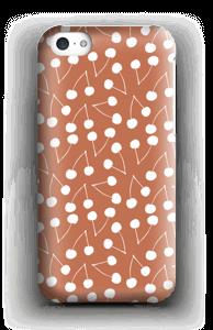 Cherry-rust case IPhone 5c