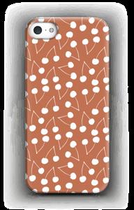 Rouille cerises Coque  IPhone SE