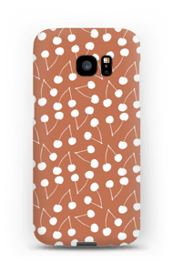 Cherry-rust case Galaxy S7 Edge