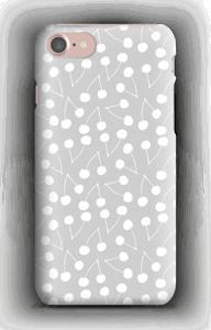 Gris Cerises  Coque  IPhone 7