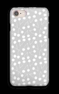 Cherry Grey case IPhone 8