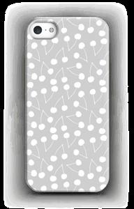 Gris Cerises  Coque  IPhone 5/5S