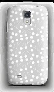 Graue Kirschen Handyhülle Galaxy S4