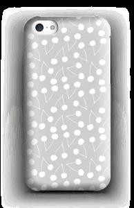 Cherry Grey case IPhone 5c