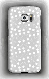 Cherry Grey case Galaxy S6 Edge