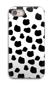 Spots case IPhone 8 tough