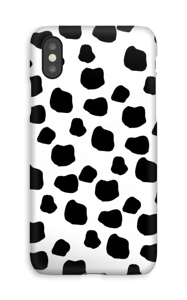 Spots case IPhone XS