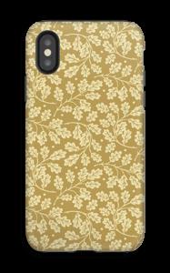 Fancy Oak skal IPhone X tough