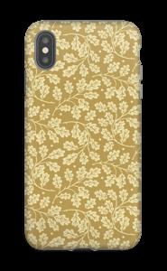 Fancy Oak kuoret IPhone XS Max tough