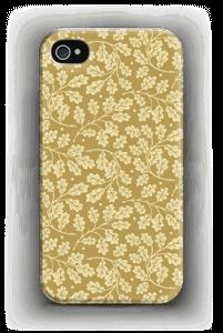 Feuilles de chêne Coque  IPhone 4/4s