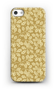 Feuilles de chêne Coque  IPhone 5/5S