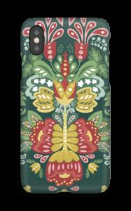 Folk art case IPhone X
