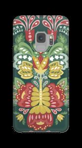 Jardin & fleurs mystiques Coque  Galaxy S9