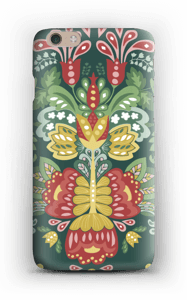 Folk Art kuoret IPhone 6 Plus