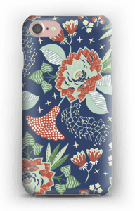 Fleurs mystiques Coque  IPhone 7