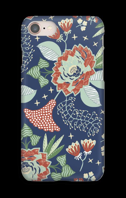 Fleurs mystiques Coque  IPhone 8