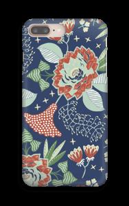 Mystical Flowers skal IPhone 8 Plus