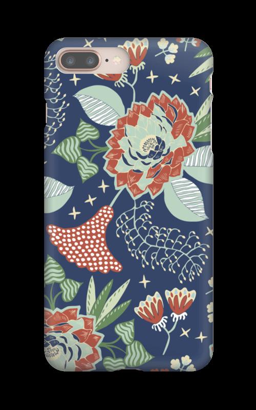 Fleurs mystiques Coque  IPhone 8 Plus