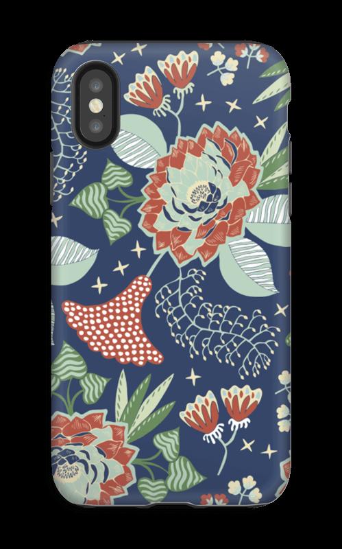 Fleurs mystiques Coque  IPhone X tough