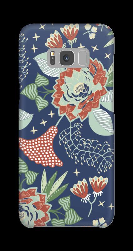 Fleurs mystiques Coque  Galaxy S8 Plus