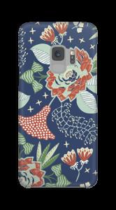 Fleurs mystiques Coque  Galaxy S9