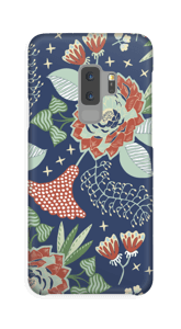 Mystische Blumen Handyhülle Galaxy S9 Plus