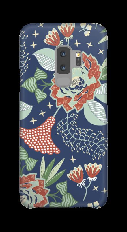 Fleurs mystiques Coque  Galaxy S9 Plus