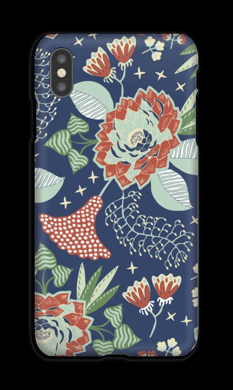 Fleurs mystiques Coque  IPhone XS Max