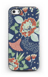 Mystical Flowers skal IPhone 5/5s tough