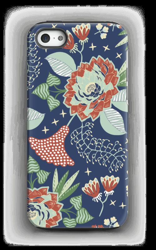 Fleurs mystiques Coque  IPhone 5/5s tough